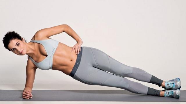 Эти упражнения развивают выносливость, придают тонус, укрепляют мышцы