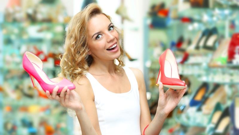 Из многообразия красивых туфель выбирайте самые удобные