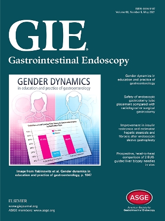 Журнал Gastrointestinal Endoscopy