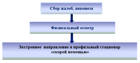 Тромбоз мезентериальных сосудов. Клиника тромбоза мезентериальных сосудов