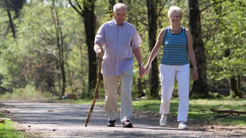Ходьба - самый доступный вид физической активности