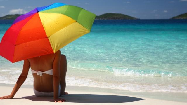 Реакция кожи на лучи солнца может быть самой непредсказуемой