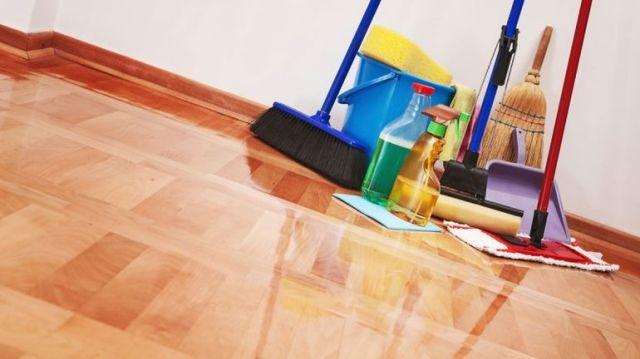 Возьмите за правило поддерживать чистоту регулярно