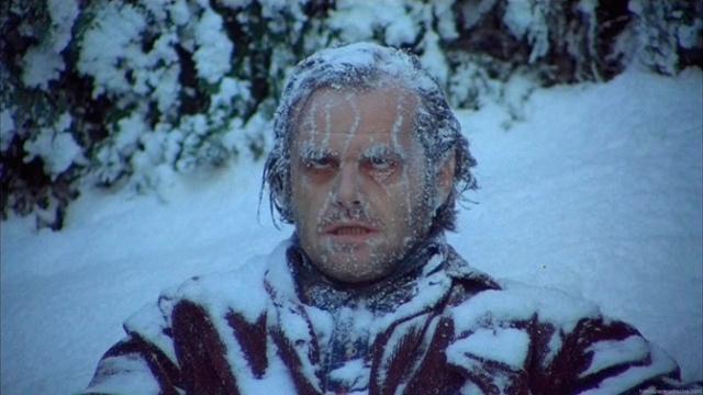 В сильный мороз не выходите из дому без особой необходимости