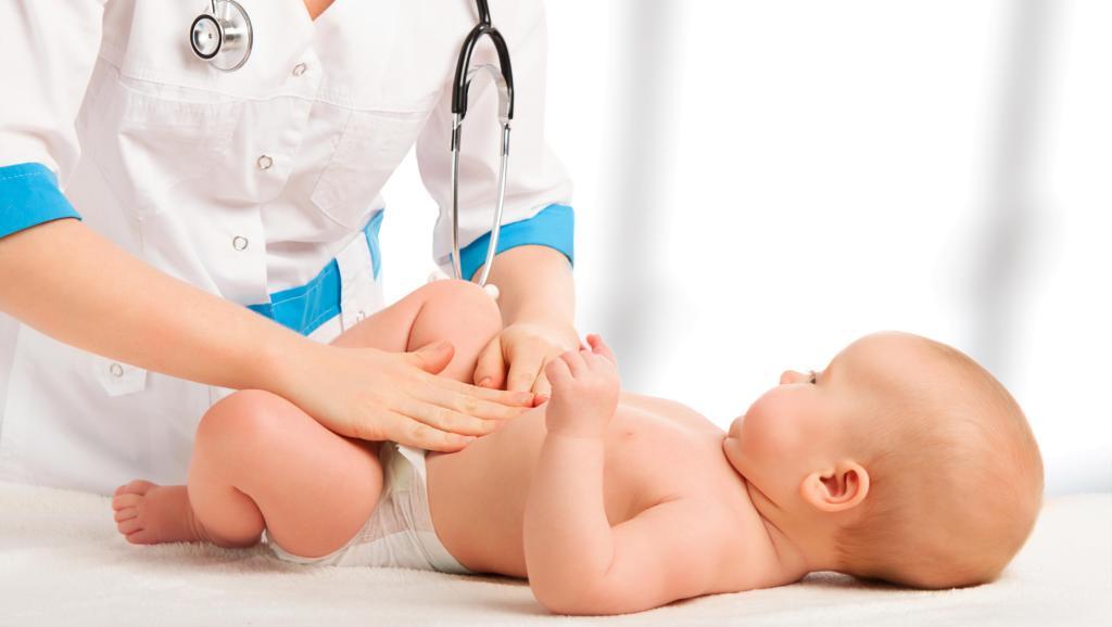 При подозрении на аллергию нужно обратиться к педиатру