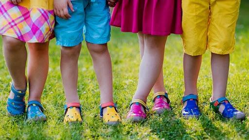 Анатомическая обувь подходит практически любому ребенку