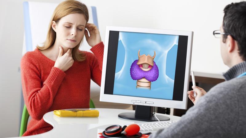 Распознать заболевания щитовидной железы бывает сложно