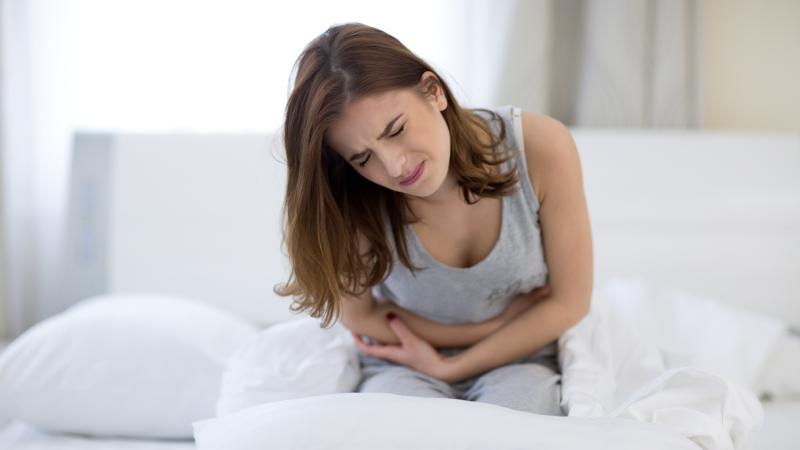 Эндометриоз. Боль в животе