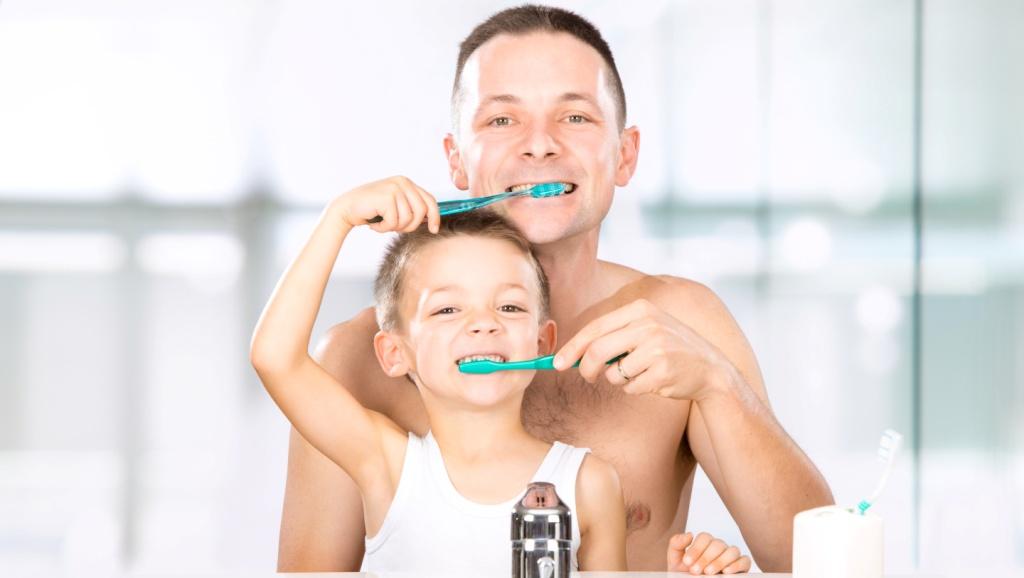 Регулярная гигиена полости рта - залог здоровья зубов