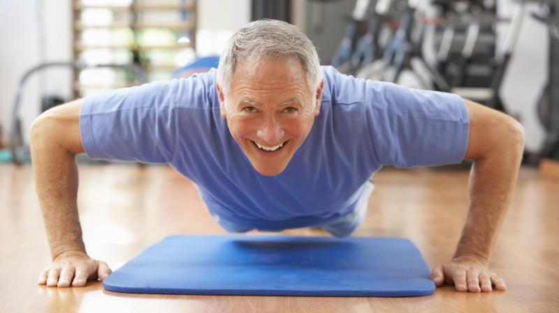 Важно правильно подобрать упражнения ЛФК