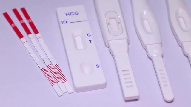 В основе всех тестов на беременность лежит их реакция на гормон ХГЧ