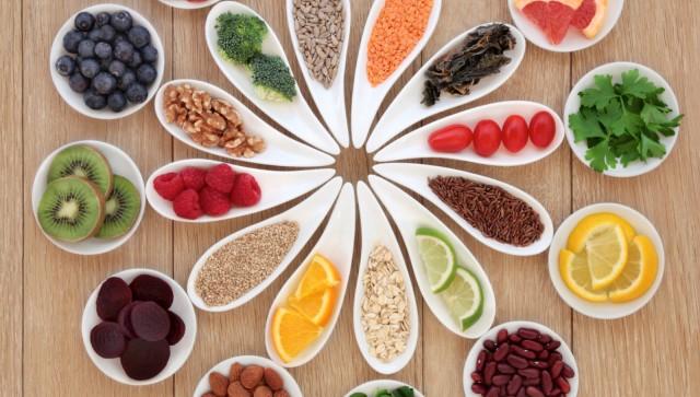 Лучше всего получать антиоксиданты из продуктов питания