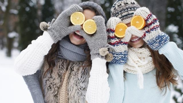 Витамины помогут пережить зиму без потерь