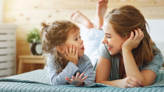 Находите время для радостного и спокойного общения наедине со старшим ребенком
