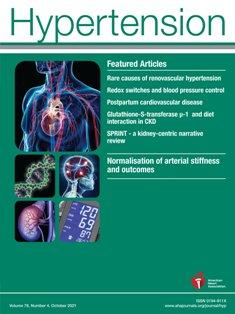 журнал Hypertension