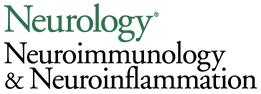 Журнал Neurology: Neuroimmunology & Neuroinflammation