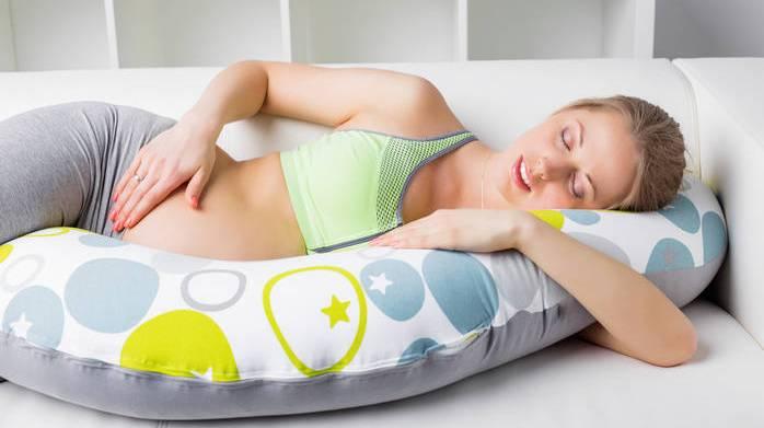 Полноценный отдых особенно важен в период беременности
