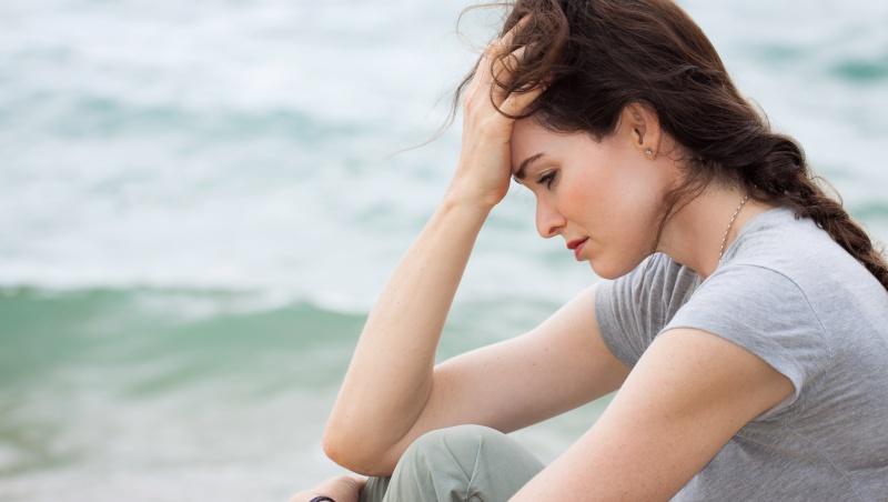 Депрессия мешает человеку наслаждаться жизнью