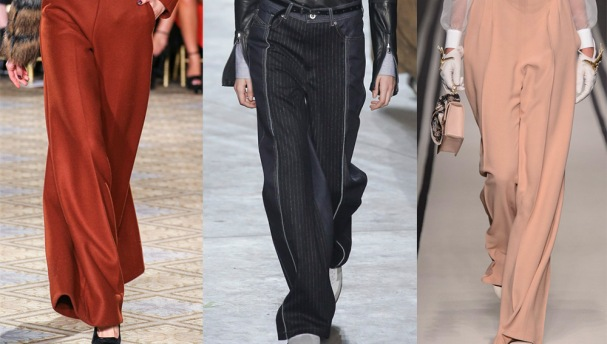 С каждым годом дизайнеры предлагают все более невероятные модели брюк
