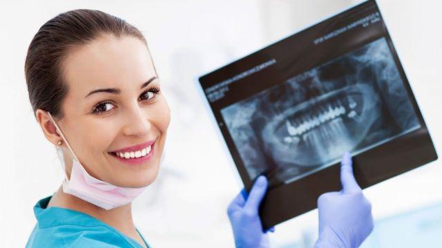 Рентген зубов поможет поставить правильный диагноз