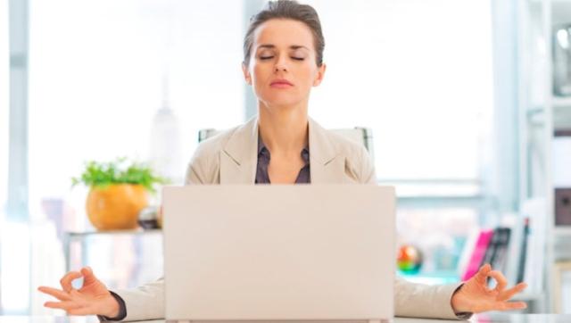 Медитируйте, чтобы слиться с состоянием подъема энергии