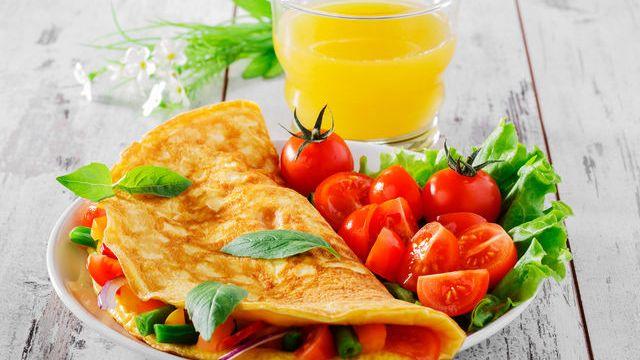 Никогда не пропускай завтрак!