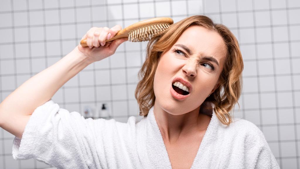 Боль кожи головы не стоит игнорировать