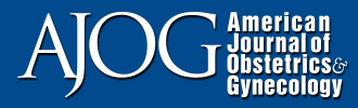 American Journal of Obstetrics and Gynecology