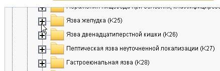 Кодировка диагноза по МКБ-10