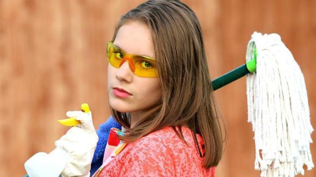 Делайте уборку регулярно, чтобы избежать неприятных эмоций
