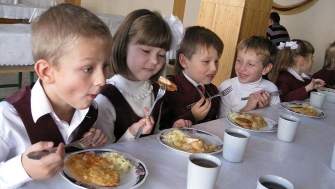 Идеально, если в вашей школе есть столовая с полноценными горячими обедами