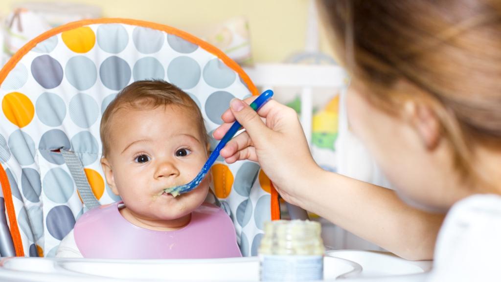 Реакцию у ребенка могут вызвать любые продукты питания