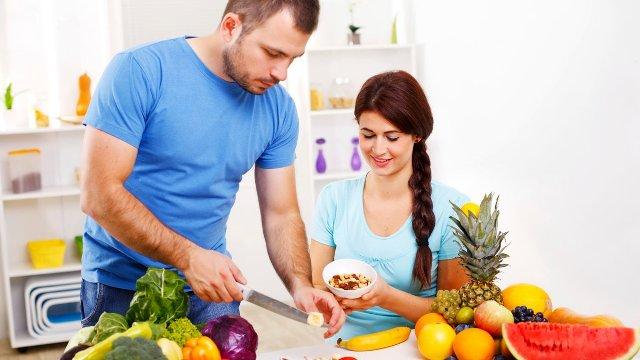 Овощи, фрукты и ягоды способствуют восстановлению функций почек