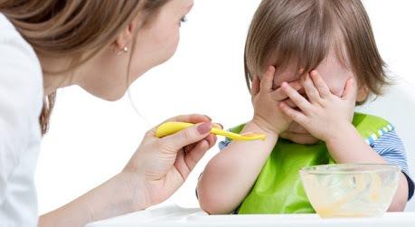 Ребенку может не нравиться внешний вид блюда